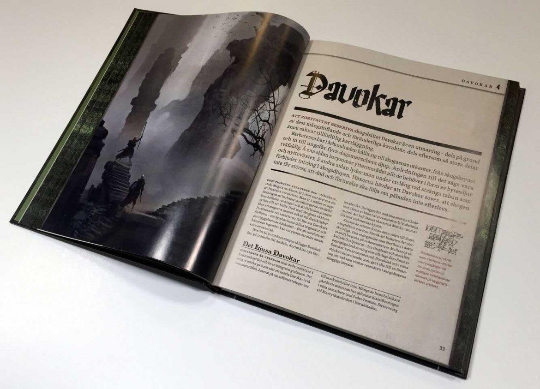 Symbaroum | Fria Ligan | RPG de mesa de fantasia sombria, em financiamento coletivo pela editora Pensamento Coletivo