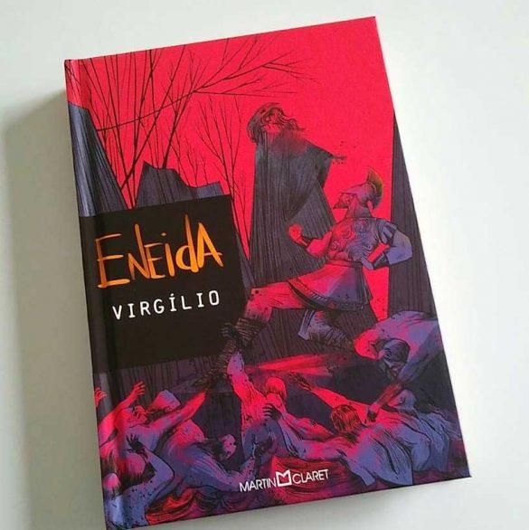Eneida   Virgílio   Editora Martin Claret
