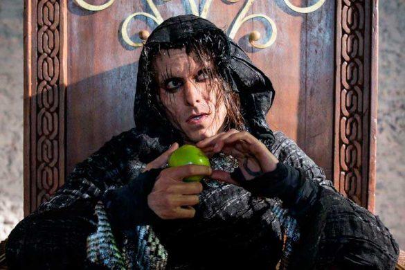Mackenzie Crook como Harka, na segunda temporada de Britannia | divulgado o trailer da série da Sky, Amazon Prime Video, exibida no Brasil pela Fox Premium